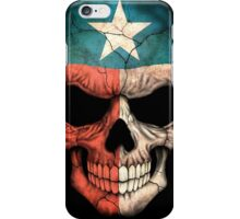 Texas Flag Skull iPhone Case/Skin