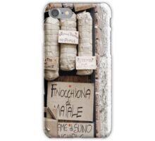 Salame - Tuscany iPhone Case/Skin