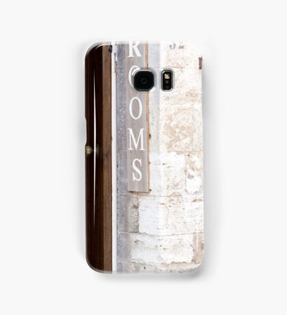 Rooms - Tuscany Samsung Galaxy Case/Skin