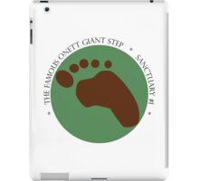 Giant Step Logo iPad Case/Skin