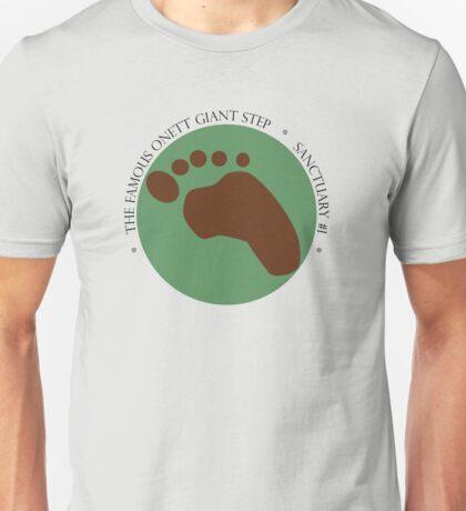 Giant Step Logo Unisex T-Shirt