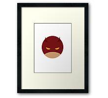 Daredevil (Minimalist) Framed Print