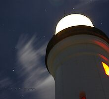 Byron Bay Moon © Vicki Ferrari Photography by Vicki Ferrari