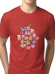 Kirbys!  Tri-blend T-Shirt
