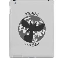Team Jabbi iPad Case/Skin