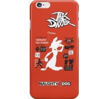 Daxter Quotes iPhone Case/Skin