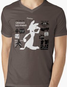 Daxter Quotes Mens V-Neck T-Shirt