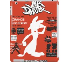 Daxter Quotes iPad Case/Skin