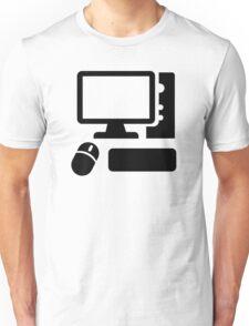 Desktop computer Unisex T-Shirt