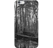 Remember The Good Times (mono) iPhone Case/Skin
