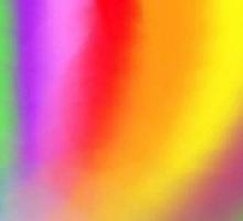 Color of Love Sticker
