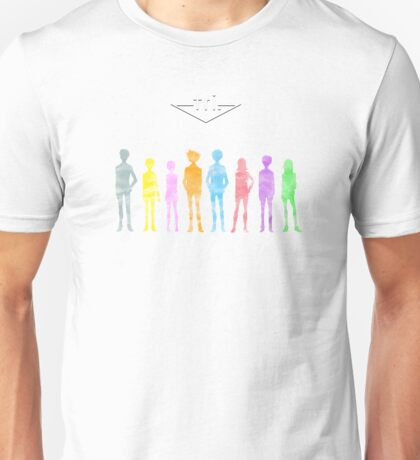 Digimon Tri Unisex T-Shirt