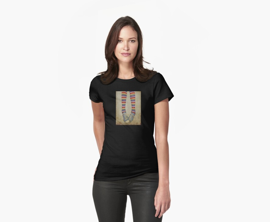 T-shirt ~ Girls Just Want to Have Fun by Rosalie Dale