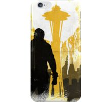 ISS - Space Needle iPhone Case/Skin