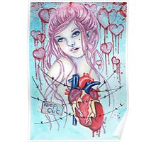 Guarded Heart Poster