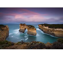 The Golden Arch Photographic Print