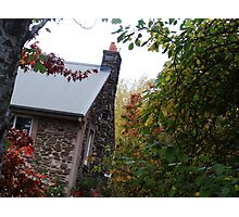 fairytale cottage Photographic Print