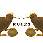 Kiwi Rules by SusanSanford