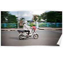 Vietnam Pan Poster