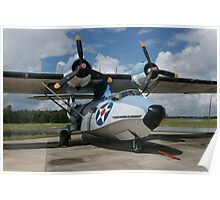 PBY-5A Catalina Poster