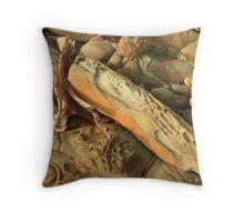 montagu sandstone  Throw Pillow