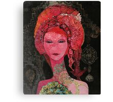 Red Tara Canvas Print