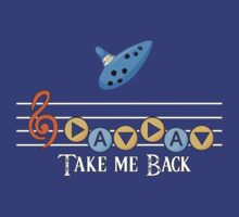 Song of Time- Take me Back by Kayden007