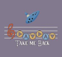Song of Time- Take me Back Kids Clothes