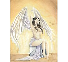 Angel of the Morning Photographic Print