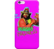 Macho Man iPhone Case/Skin