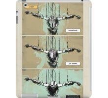 Infused Man - Page 7 iPad Case/Skin