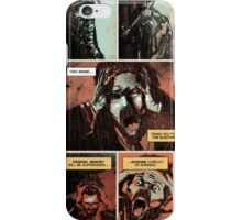 Infused Man - Page 6 iPhone Case/Skin