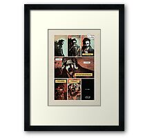 Infused Man - Page 6 Framed Print