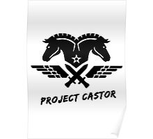 Project Castor  Poster