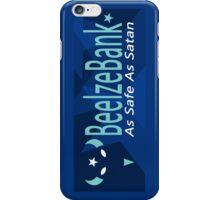 BeelzeBank iPhone Case/Skin