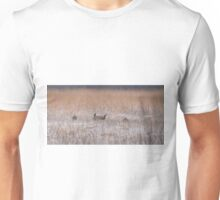 Snow On The Booming Grounds Unisex T-Shirt
