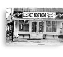 Depot Bottom Country Store ~ McMinnville Tennessee Metal Print