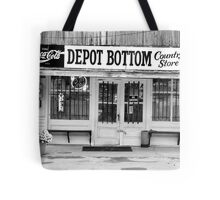Depot Bottom Country Store ~ McMinnville Tennessee Tote Bag