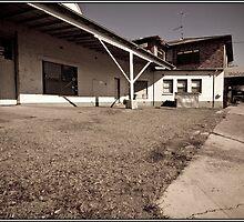 Morpeth Garage by gizArt
