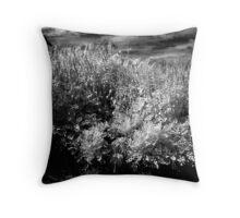 Plant texture Throw Pillow