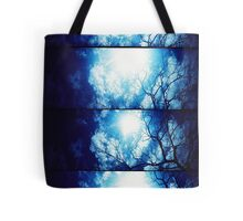 Sunset at España Street Tote Bag
