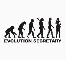 Evolution secretary Kids Tee