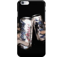 Natty Light: Party Time!  iPhone Case/Skin