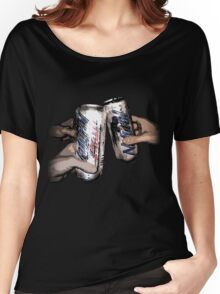 Natty Light: Party Time!  Women's Relaxed Fit T-Shirt