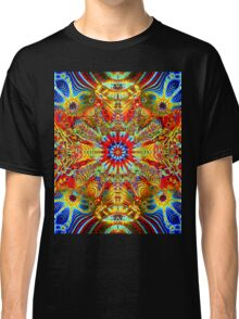 Cosmic Creatrip2 - Psychedelic trippy visuals Classic T-Shirt