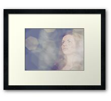 Lost in the Haze of a Daydream Framed Print