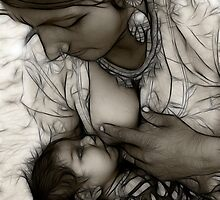 Mother is God by Mukesh Srivastava
