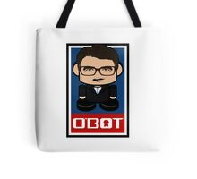 Rick Perry Politico'bot Toy Robot 2.0 Tote Bag