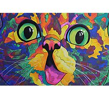 Famous Spectra- Lil Bub Photographic Print