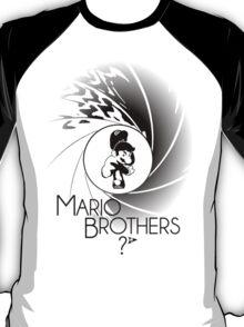 Mario the Spy T-Shirt